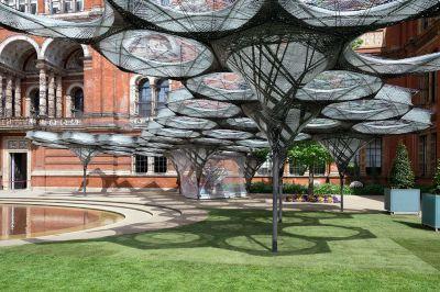 معماری بیومیمتیک (Biomimetic Architecture)