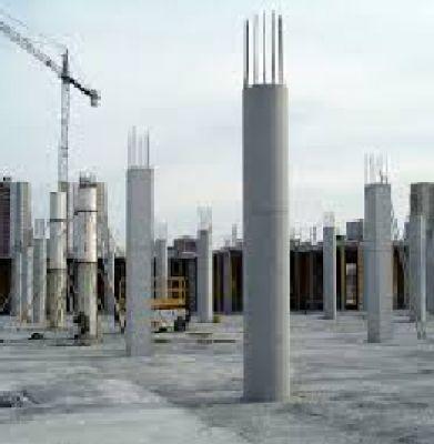 انواع مختلف ستون در ساختمان