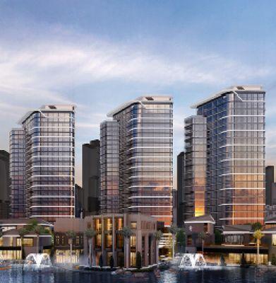 رونمایی LWK + PARTNERS از طرحهای مسکونی و بازار بندر چین