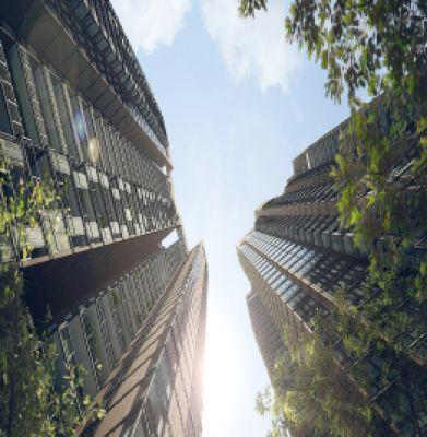 برجهای 30 طبقه سنگاپور