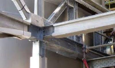بهسازی ستونهای فولادی