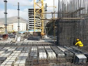 نظارت بر اجرای طرح لرزه ای و معماری و تاسیسات پروژه مجتمع مسکونی شقایق 3
