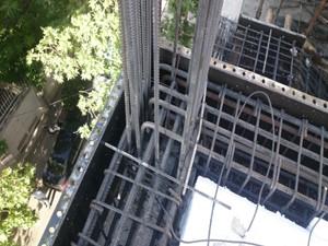 نظارت بر اجرای طرح لرزه ای و معماری پروژه مجتمع مسکونی هروی