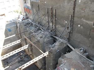 نظارت بر اجرای طرح تاسیسات مکانیکی پروژه مجتمع مسکونی ولنجک