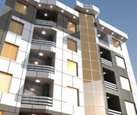 طراحی پروژه مسکونی شهریار