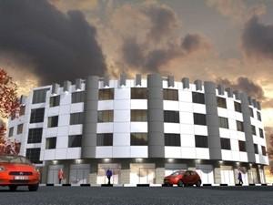 طراحی ساختمان مسکونی فرشته